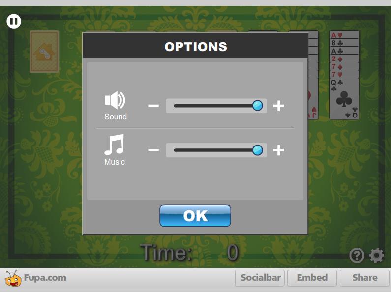 Пасьянс Скорпион  играть бесплатно онлайн на весь экран